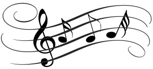 Music Notes Free Clipart 08