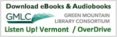Vermont audio and ebooks